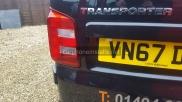 Car Phone Installations VW transporter locks4vans dead locks - Volkswagen - Van Locks - NEWBURY - BERKSHIRE