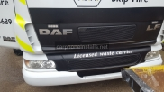 DAF - LF 45,55 - 45,55,LF up to 2013 - Deadlocks - NEWBURY - BERKSHIRE