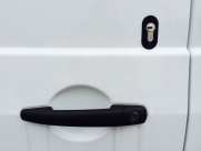 Rear Barn Door, Lock Barrel - Peugeot - Partner - Partner - (Tepee, 2008 - On) - Locks 4 Vans T SeriesDeadlocks - YATELEY - HAMPSHIRE