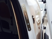 LHS Sliding Side Door, Lock Bolt - Peugeot - Partner - Partner - (2008 - 2018) - Locks 4 Vans T Series Deadlocks - YATELEY - HAMPSHIRE