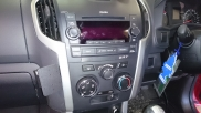 Isuzu - Rodeo - Mobile Phone Handsfree - HEXHAM - NORTHUMBERLAND