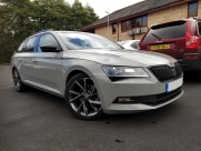 Skoda - Superb - Superb - (2008 - On) - Parking Sensors - MANCHESTER - GREATER MANCHESTER