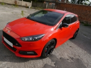 Ford Focus ST - Autowatch Ghost Immobiliser & Reverse Camera - Autowatch Ghost 2 - MANCHESTER - GREATER MANCHESTER