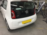 VW - Up - Parking Sensors - MANCHESTER - GREATER MANCHESTER