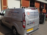 Ford Transit - High Level Deadlocks with Hook Bolt - Locks 4 Vans T Series Deadlocks - MANCHESTER - GREATER MANCHESTER