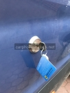 MK 8 Transit drivers door replacement lock - Ford - Transit - Transit MK8 (2014 - On) - Van Locks - NEWBURY - BERKSHIRE