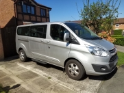 2018 Ford Transit Rep Lock - Locks 4 Vans Rep Lock - Replacement Barrel -  - MANCHESTER - GREATER MANCHESTER