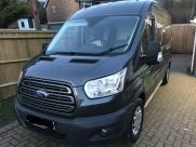 Ford - Transit - Transit MK8 (2014 - On) - Alarms & Immobilisers - YATELEY - HAMPSHIRE