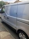 Renault - Trafic - Trafic (2014 - ON) - Locks 4 Vans T SERIES DEADLOCKS - RENAULT -   - Sussex - London & The South East