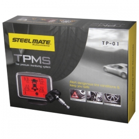 Steelmate TP-01 Tyre pressure and temperature monitoring system NORTHUMBERLAND