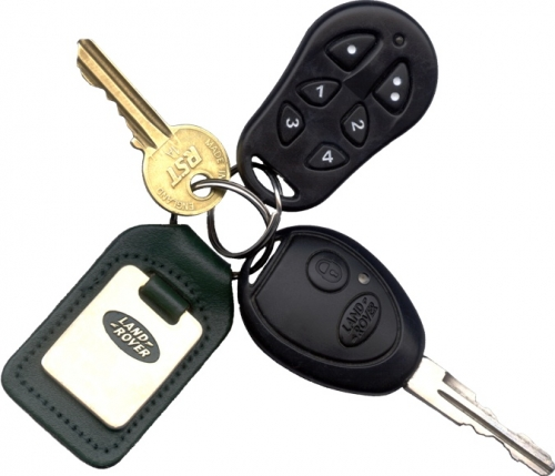 Autowatch key guard Anti key theft immobiliser. Single point immobiliser with pin code disarm OXFORDSHIRE