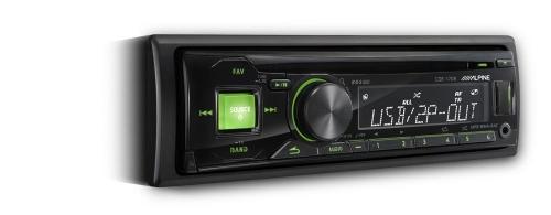 Alpine CDE-170R/RR/RM CD Receiver with USB Controller Anglesey & Gwynedd