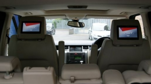 Auto Electrical Vehicle DVD Screens GREATER MANCHESTER