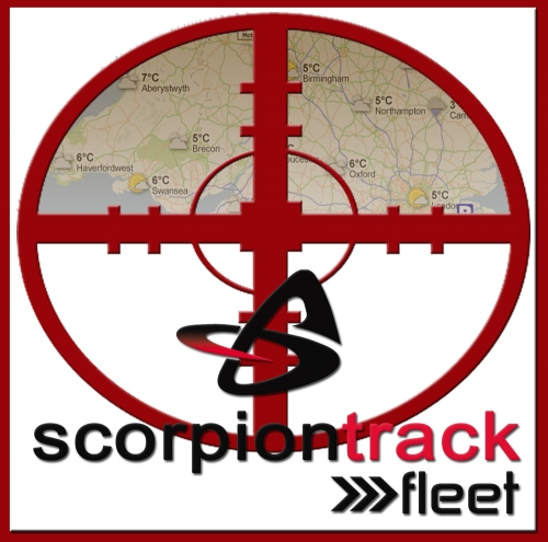 ScorpionTrack Fleet GPS Fleet Management An insurance approved fleet management tool Dublin