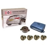 ParkSafe PS540 4 Eye rear sensor with Buzzer -Available in all colours Parksafe PS540 Intelligent rear parking system  NORTHUMBERLAND