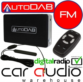 Connects2 Add on DAB  DAB digital radio  DAB digital radio adaptor BERKSHIRE