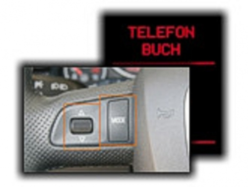 Fiscon retrofit bluetooth Audi Audi MMI 2G high colour