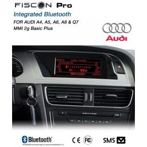 Fiscon retrofit bluetooth Audi Audi MMI 2G basic