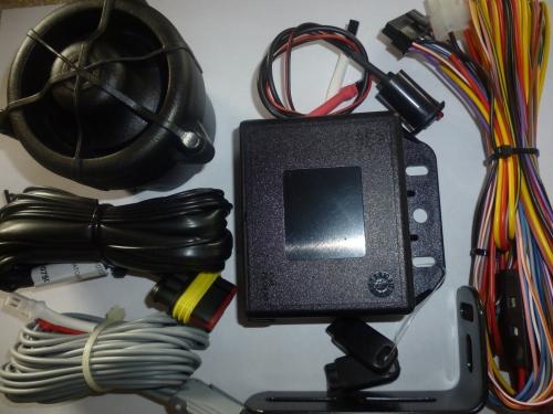 Laserline 691T Thatcham category 21 original remote upgrade alarm HERTS