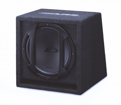 Alpine SBE-1044BR Bass Reflex Subwoofer Box Jersey