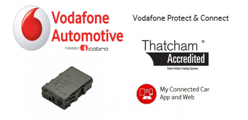 Vodafone Automotive (Cobra)  S7 / Category 6 Tracking System pProtect And Connect Category 6  S7 Tracking Systemnbspp GREATER MANCHESTER