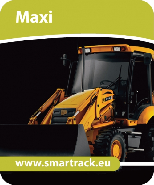 Smartrack Maxi  Plant and Agricultural Tracker. Thatcham Tracking device for Plant and Agricultural Vehicles OXFORDSHIRE