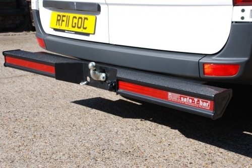 Hope T Bar LVB-3670 With Towbar  For Mercedes Sprinter 2006 ONWARDS  MWB  and LWB models WITH SINGLE REAR WHEELS  Cambridgeshire