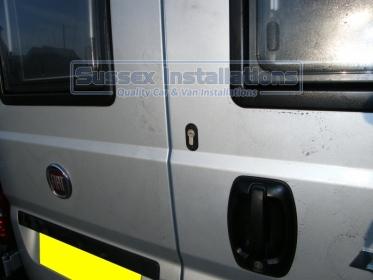 Locks 4 Vans T SERIES DEADLOCKS - FIAT DUCATO (2006 ONWARDS)