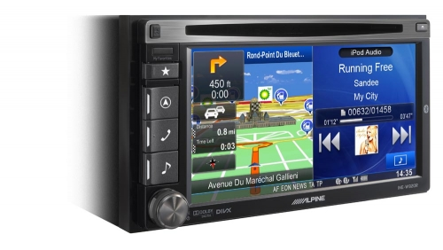 Alpine INE-W920R Advanced Navigation Station KENT