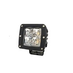 ParkSafe PSwl20 Square 3 Watt 3 LED Work Light  Square 3 Watt 3 LED Work Light Cambridgeshire