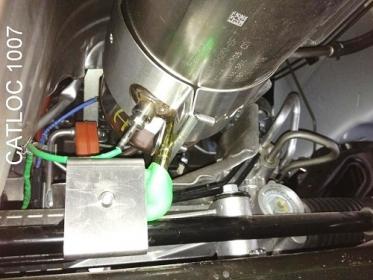 CATLOC CAT1007 CATLOC 1007 Catalytic Converter Protection System Ford Transit FWD inc Custom KENT