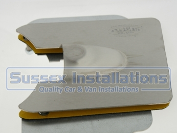 Armaplate SENTINEL - FORD CONNECT (2002 - 2014) Bolt on Armaplate Sentinel door lock protectors Crowborough