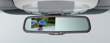 SYNERGY Smart Mirror VM-42 REAR VIEW SYSTEMS KENT