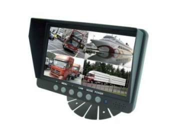 ParkSafe PS025 Heavy Duty  7 Colour Quad Monitor carphone services