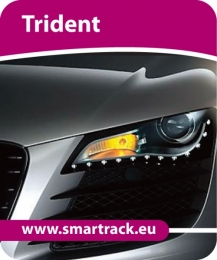 Smartrack Trident vehicle tracking system. Trident  Stolen Vehicle Recovery System with online activation SVRS ESSEX