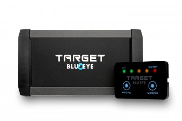 Target Blu Eye A realtime warning of approaching emergency vehicles WILTSHIRE
