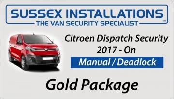 Sussex Installations CIT9-GP-1S-RB-D Citroen Dispatch 2017 - ON ...