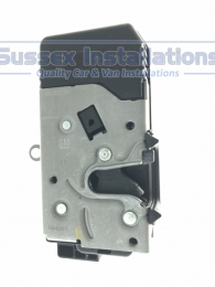 Sussex Installations REN5-LATCH1 RENAULT TRAFIC REPLACEMENT LATCH  Replacement rear barn doors Renault Trafic 2014  Onwards latch mechanism for vans that have been broken into Sussex - London & The South East