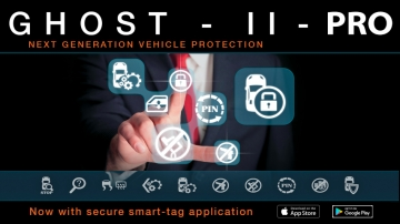 Autowatch Ghost II PRO Immobiliser / Ghost (Tassa Verified) Insurance approved and recognised CANbus Immobiliser system Tonbridge
