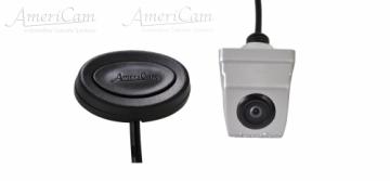AmeriCam KF3S Discreet Silver MicroBlock Forward Facing Camera Kit Surface mount MicroBlock Forward facing parking camera kit WEST MIDLANDS