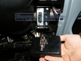 Sussex Installations FOR-OBD1 FORD TRANSIT OBD LOCK (2006 - 2014) OBD Port security lock to prevent theft by OBD key coding for the Ford Transit 2006  2014 Crowborough