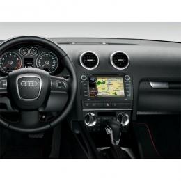 DriveAudio Audi A3  Navigation, performance sound system AUDI A3 Premium Navigation Media System carphone services