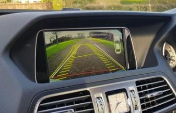 Mercedes-Benz MMNTG5 Aftermarket Retrofit Reverse Camera Mercedes NTG5 Lincs