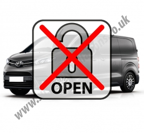 Sussex Installations TOY9-EMOD - TOYOTA PROACE Sussex - London & The South East