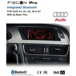 fiscon retrofit bluetooth audi audi mmi 2g basic mobile. Black Bedroom Furniture Sets. Home Design Ideas