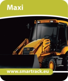 Smartrack Maxi  Plant and Agricultural Tracker. Thatcham Tracking device for Plant and Agricultural Vehicles GLOUCESTERSHIRE