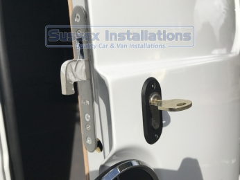 Sussex Installations T SERIES DEADLOCKS - CITROEN Sussex - London & The South East