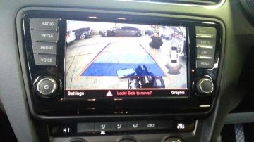 MAS Skoda Octavia RVC Rear View Camera for Skoda Octavia III HAMPSHIRE