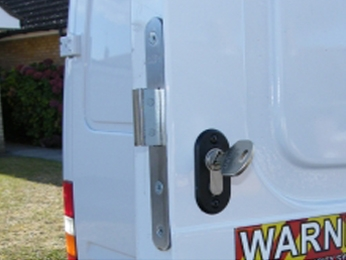 Sussex Installations T SERIES DEADLOCKS - VW LT Sussex - London & The South East