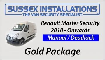 Sussex Installations REN6-GP-1S-RB-D RENAULT MASTER